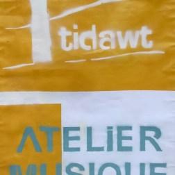 AtelierMusique Solidaire à Niamey