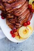 Instant Pot Ham with Homemade Glaze
