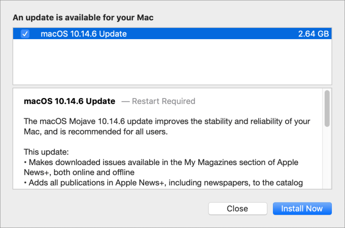 Apple Releases Macos 10 14 6 Ios 12 4 Watchos 5 3 Tvos 12 4 And More Tidbits
