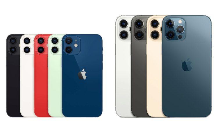 So sieht das iPhone 12 mini in einem Konzept aus, das entwickelt wurde, um sein neues Design und seine neuen Farben zu sehen