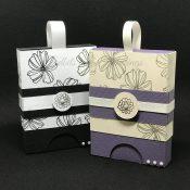 Slide Top Gift Box