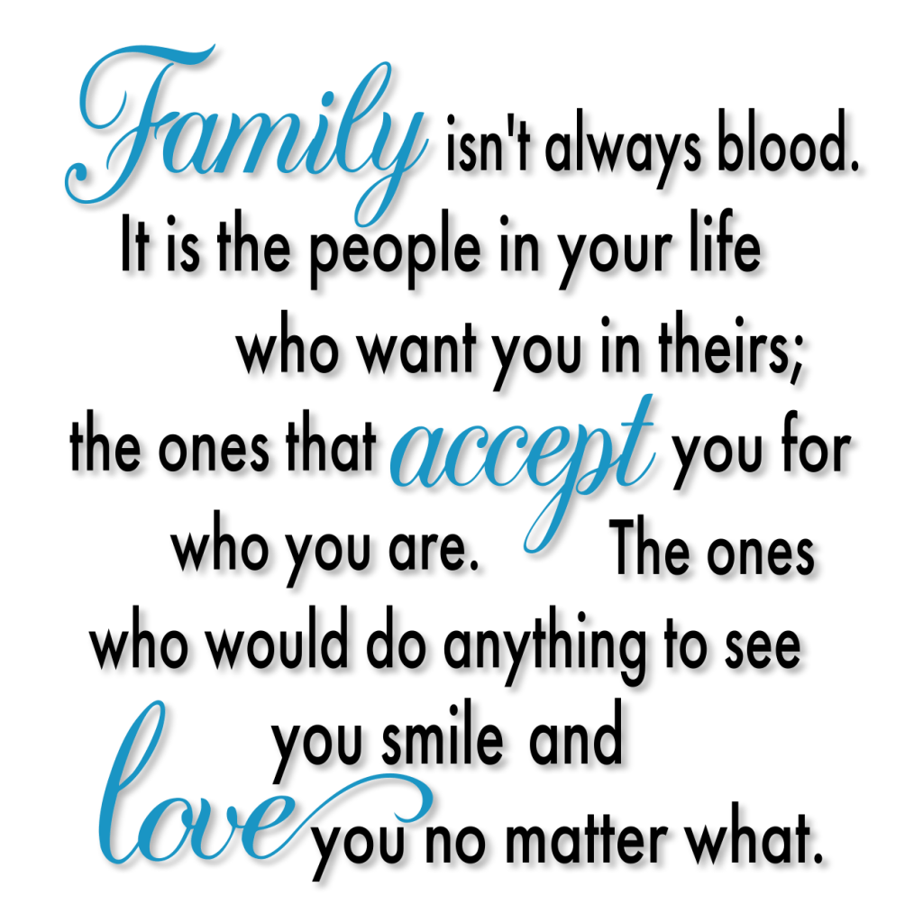 Download Family Accept Love - Word Art SVG - Tidbits and Tinkerings