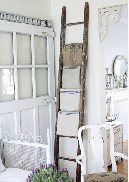 Diy Wooden Ladder