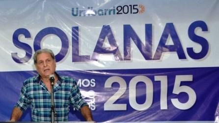 Julio Solanas (FPV, Entre Ríos)