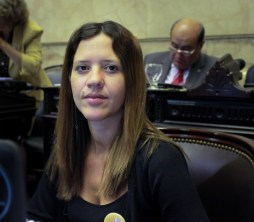 María Eugenia Zamarreño (FPV, Buenos Aires)