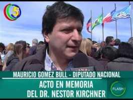 Mauricio Ricardo Gómez Bull (FPV, Santa Cruz)
