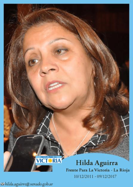 Hilda Aguirre