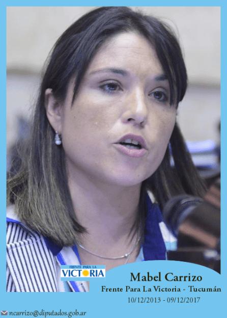 Mabel Carrizo