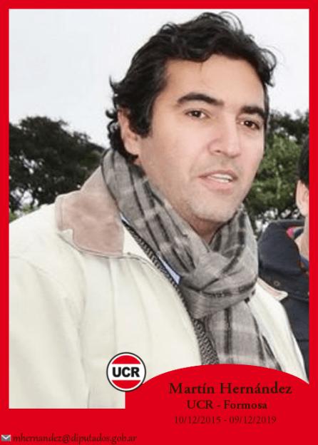 Martín Hernández