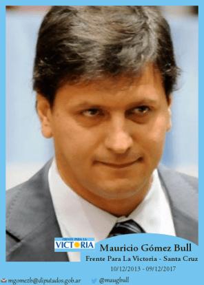 Mauricio Gómez Bull