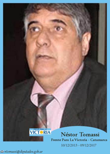 Néstor Tomassi