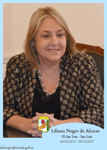 Liliana Negre de Alonso