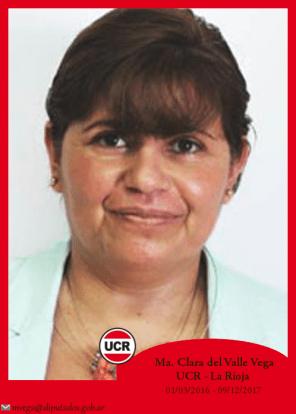 María Clara del Valle Vega
