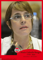 María Gabriela Burgos