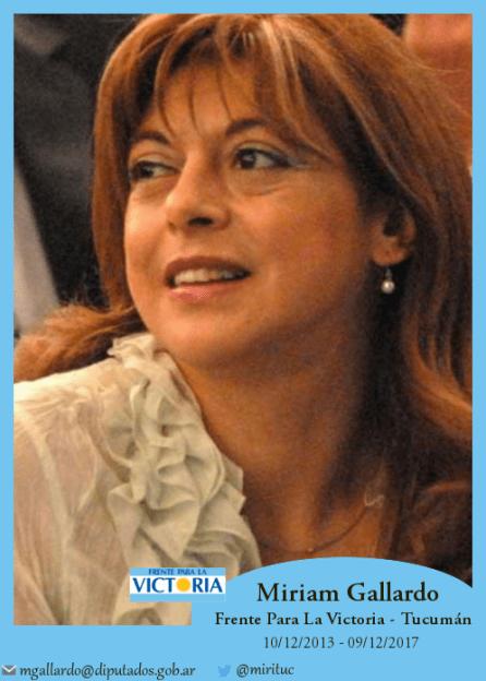 Miriam Gallardo