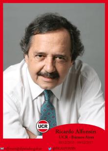 Ricardo Alfonsín