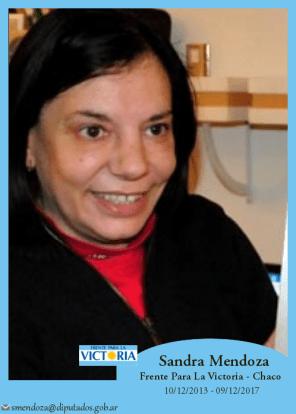 Sandra Mendoza