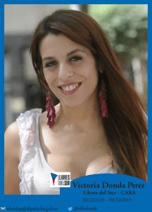 Victoria Donda Perez