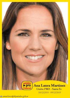 Ana Laura Martínez