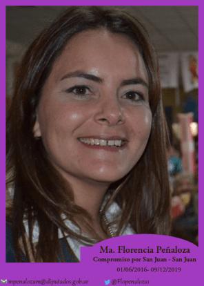 María Florencia Peñaloza
