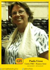 Paula Urroz