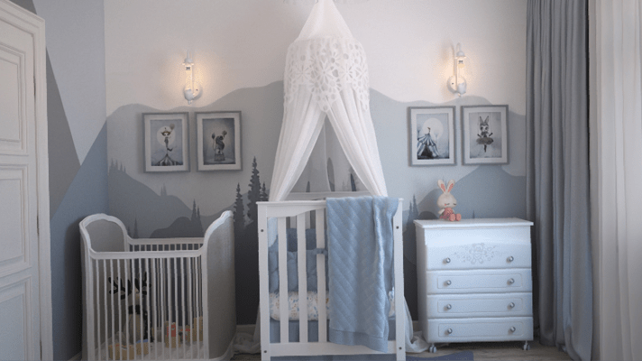 How I will be Creating a Peaceful Baby Nursery