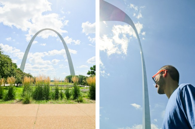 St Louis Arch | tide & bloom