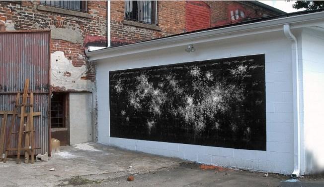chalkboard drawings by Bethany Collins | tide & bloom