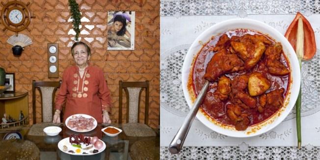 Indian Chicken Vindaloo, Delicatessen With Love | tide & bloom