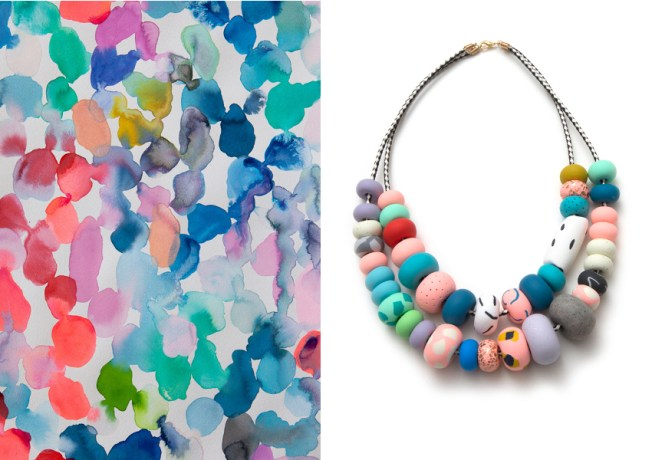 emily-green-watercolor-beaded-necklace