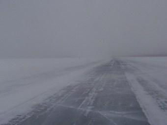 Ice Road Overcast
