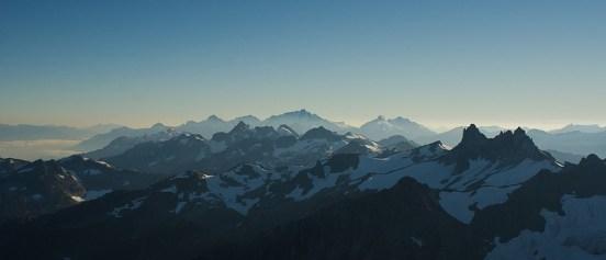 Coast Mountains 2012