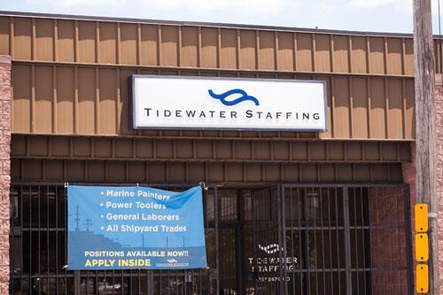 Tidewater Staffing Temp Agency Newport News, VA