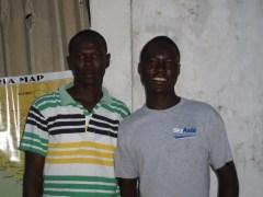 Emmanuel and Eric
