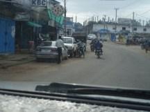 Streets of Monrovia