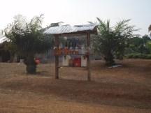 Village Gas station