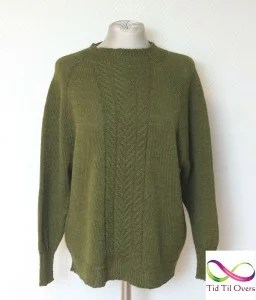 Camille ponchosweater