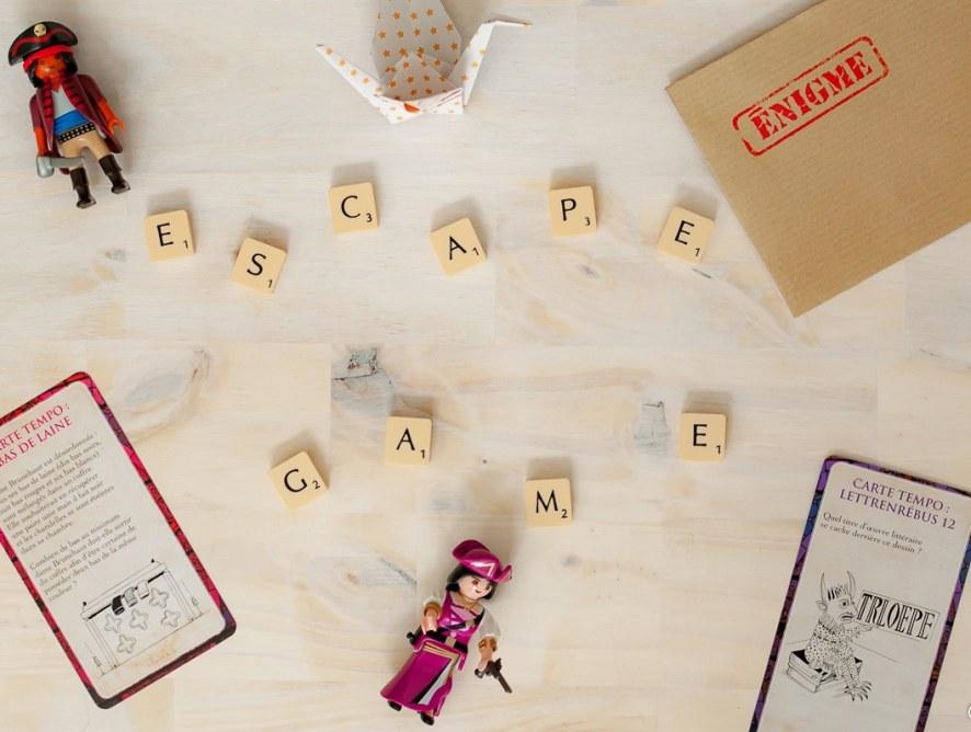 10 raisons d'organiser un Escape Game pour les enfants