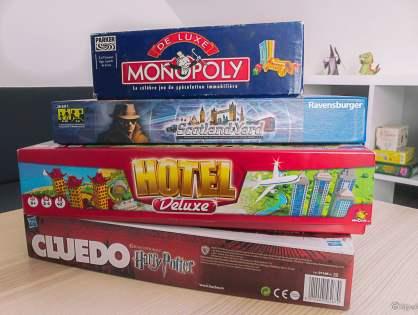 Mes 5 jeux de société préférés quand j'étais enfant
