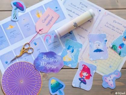 Escape Game à la maison pour les enfants - à imprimer et rejouable
