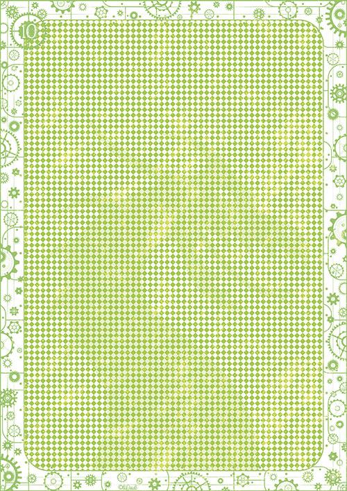 Illusion d'optique de type image cachée, escape game tiDudi