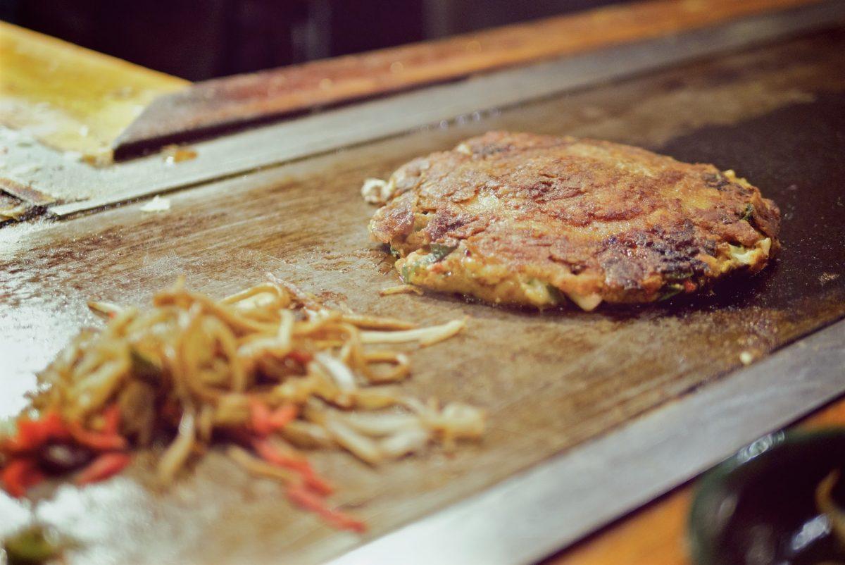 Fantastic okonomiyaki