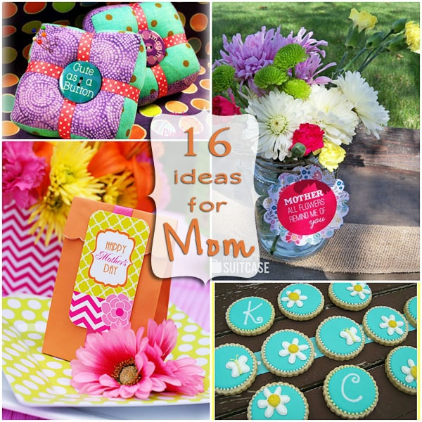 Mother's Day Crafts Gifts Recipes