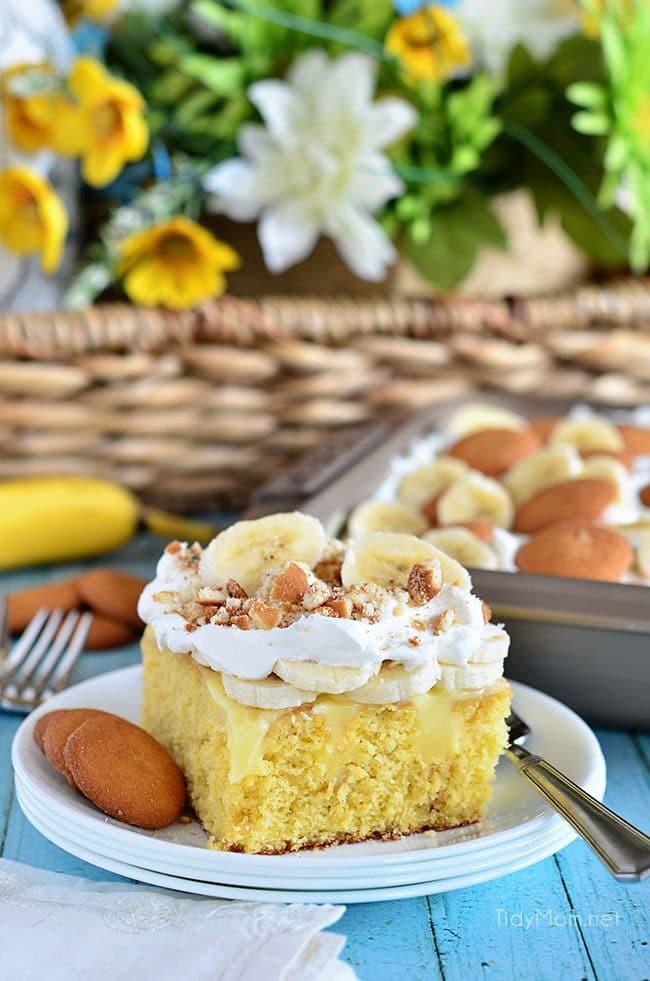Easiest Recipe Banana Cake