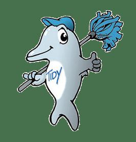 Logo Delfin Urlaubsvertretung
