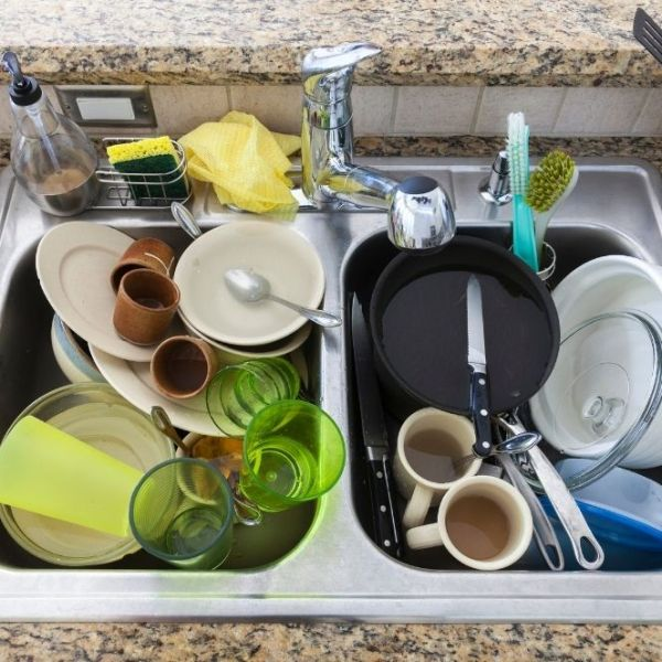 5 Reasons You Can't Keep Your House Clean