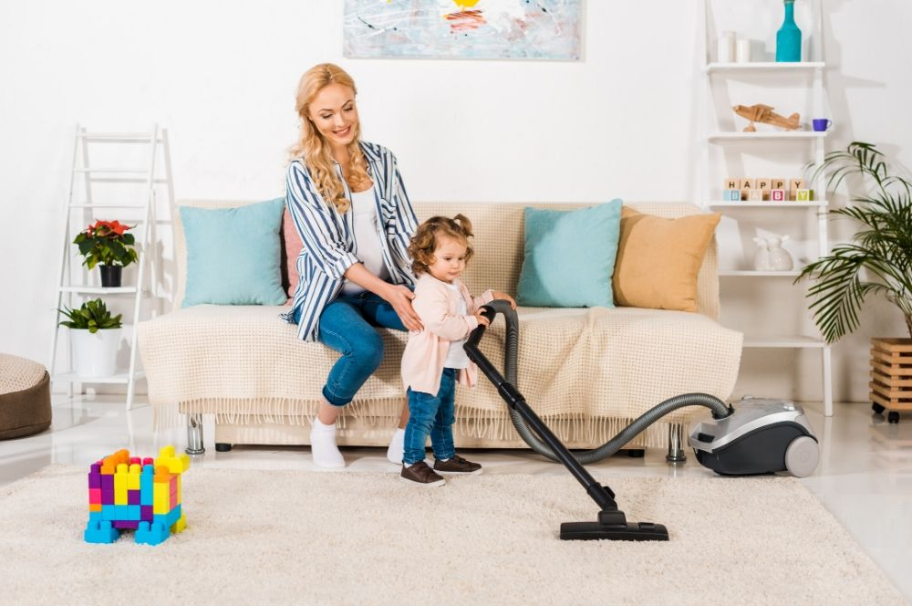 Easy Starter Chores For Toddlers