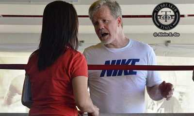 Tiebreaker Times Manny Pacquiao not yet sacking 'family' Freddie Roach: 'We want to try Buboy Fernandez' Boxing News  Manny Pacquiao Freddie Roach Fight of Champions Buboy Fernandez