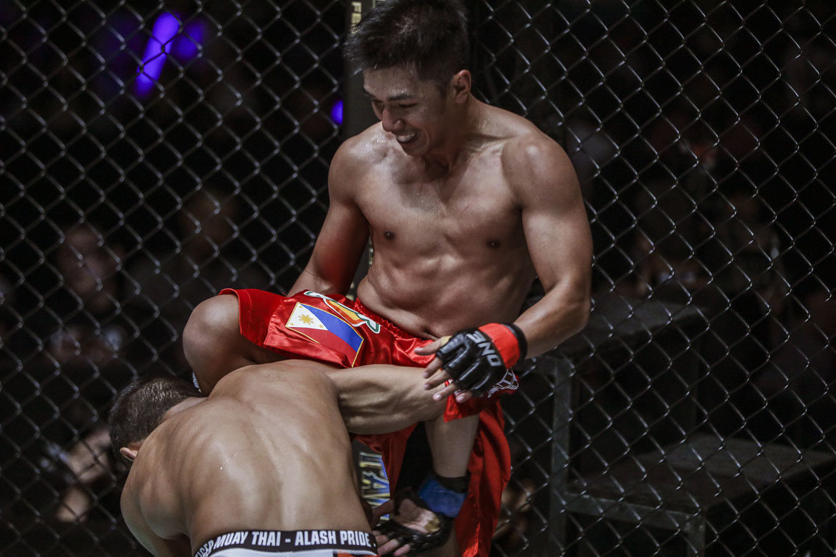 ONE Championship: Global Superheroes Sees Geje Eustaquio Earn Interim Gold