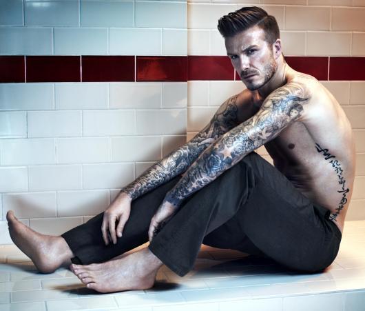 David Beckham H&M - HUGE